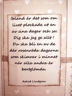 Citat av Astrid Lindgren