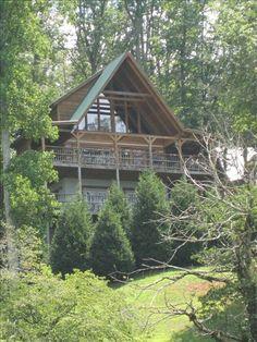 Cabin vacation rental in Wears Valley from VRBO.com! #vacation #rental #travel #vrbo
