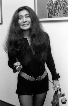 11 Great Shots of Yoko Ono, Unlikely Style Icon - Gallery - Style.com