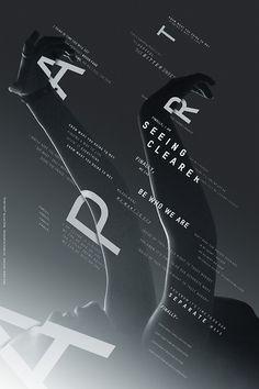 Jordan Hu typographic and visual design.