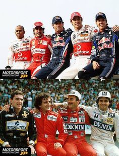 Legends and legends in waiting