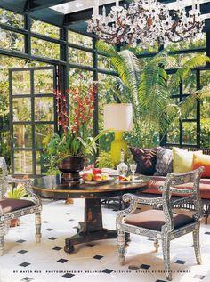 1920's Beverly Hills home by Interior Designer Thomas Beeton