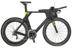 Scott Plasma Premium 2018 Triathlon Bike