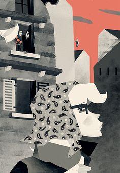 Various Illustrations, set 1. on Behance