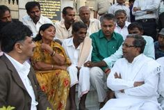 The Karnataka Chief Minister has asked for a CBI probe on Monday in the controversial death of an IAS officer, who took on the state's real estate and sand mafia. The opposition and civil society were demanding a central inquiry.