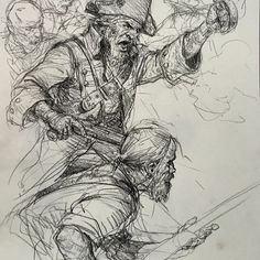 Pirat, piratlajv. Kopinski.