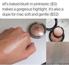 Makeup Hacks, Makeup Inspo, Makeup Ideas, Makeup Tips, Beauty Makeup, Hair Makeup, Baked Blush, Makeup Humor, Special Effects Makeup