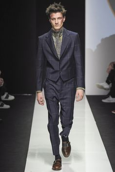 Vivienne Westwood homme collection automne-hiver 2015-2016 #mode #fashion