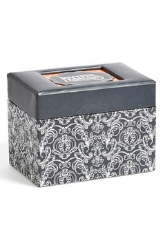 CR GIBSON C.R. Gibson 'Savory Eats' Recipe File Box available at #Nordstrom