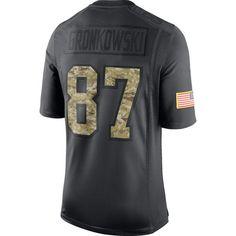 Men s Brady Gronkowski Edelman Salute to Service Jersey. Pittsburgh Steelers  ... 877737aa3