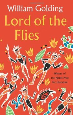 Novel: Lord of the Flies by William Golding.  About a group of English schoolboys who are plane-wrecked on a deserted island. At first, the stranded boys cooperate, attempting to gather food, make shelters, & maintain signal fires. Overseeing their efforts are Ralph, & Piggy, Ralph's chubby, wisdom-dispensing sidekick. Although Ralph tries to impose order and delegate responsibility, there are many in their number who would rather swim, play, or hunt the island's wild pig population.