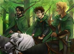 Rangers by SixofClovers.deviantart.com on @DeviantArt
