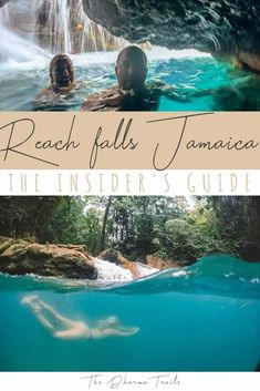 Planning a trip to Portland in Jamaica and looking for some fun things to do in this beautiful destination? We& got the travel guide to Reach falls, whether you want to see the rabbit hole, or explore off the beaten path, we& got the tips for you! Uganda Travel, Thailand Travel, Caribbean Vacations, Caribbean Cruise, Jamaica Travel, Jamaica Cruise, Local Tour, Ultimate Travel, Central America