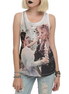 Labyrinth Dance Girls Sublimation Girls Tank Top | Hot Topic