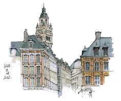 Lille, Grand'Place | by gerard michel