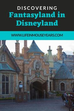 One of nine lands in Disneyland, Fantasyland is one of the lands that is based on classic animated Disney movies. In this land, you can fly to neverland, take Mr. Toad's car for a ride, take a spin in the teacups, ride a bobsled through the Matterhorn, and more!  Click the link to see what all you can do in this land. www.lifeinmouseyears.com #lifeinmouseyears #fantasyland #disneyland #disneylandrides #disneyfun #disneyparks Disney Tips, Disney Fun, Disney Cruise, Disney Vacations, Disney Parks, Disney Movies, Walt Disney World, Disneyland Rides, Disneyland Resort