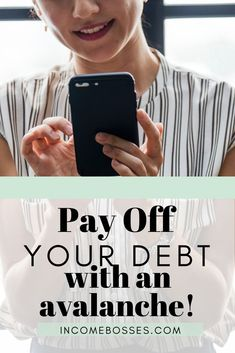 Start your debt repayment journey now.  Repay your debt and spend as little as possible on those interest payments with the debt avalanche strategy.  #debtfree Pay your debt off quickly! ##debtavalanche #savemoney #debtrepayment #debt  #destroydebt
