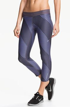 Nike 'Relay' Print Capris available at Nordstrom