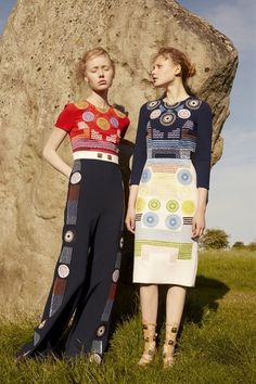 Peter Pilotto Resort 2016 collection.
