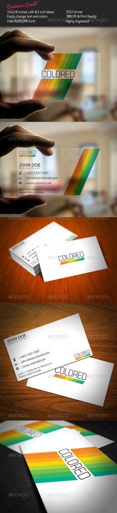 Stripe transparent Business Cards http://www.bce-online.com/en
