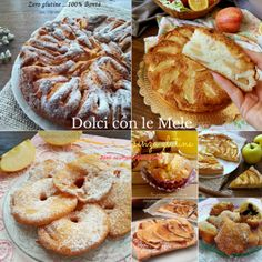 Crostata sbriciolata alle mele - Mary Zero glutine...100% Bontà Apple Recipes, Fett, Apple Pie, Broccoli, Gluten Free, Pizza Bianca, Yogurt Greco, Desserts, Frittata