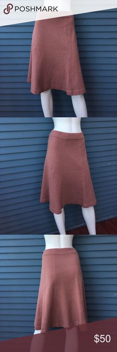 VINTAGE- authentic vintage piece ladies garment VINTAGE- authentic vintage piece ladies garment. Union made- Size 12 which would fit a lady size small. In excellent condition Skirts