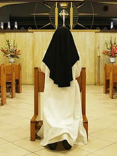A cloistered Dominican nun--outside of Hollywood