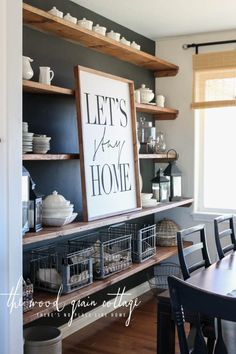 70 Best Dining Room Shelves Images In 2017 Home Decor House