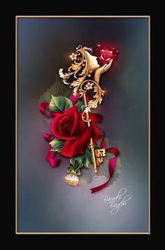 Personal website of artist Barnali Bagchi. Flower Wallpaper, Wallpaper Backgrounds, Red Wallpaper, Marilyn Monroe Artwork, Gothic Fantasy Art, Krishna Wallpaper, Cellphone Wallpaper, Flower Tattoos, Flower Art