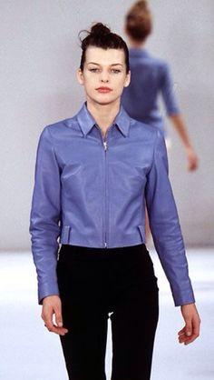 Miu Miu Spring/Summer 1996 | Milla Jovovich