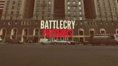 Opening Broadcast Title Sequence for Battlecry 2011 on Vimeo