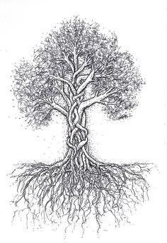 """""""Tree of Nine"""" by Dan Potter"""