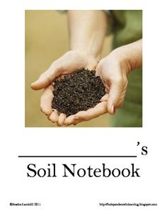 Soil Notebook for Students: free download