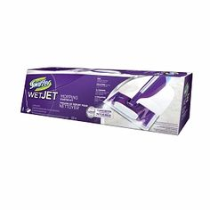 Swiffer WetJet, Starter Kit. Need the one like you have.