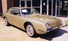 1962 Studebaker Avanti. The genius of Raymond Loewy.