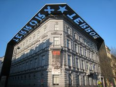 House of Terror Museum Places To Go, Things To Do, Multi Story Building, Louvre, World, Travel, Image, Budapest Hungary, Museums