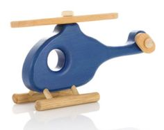 Wooden Toy Helicopter, Personalized Wood Toy Vehicle, eco friendly toys for baby : Personalized Wooden Helicopter eco-friendly kids by FriendlyToys Woodworking For Kids, Woodworking Toys, Woodworking Projects, Baby Toys, Kids Toys, Toddler Toys, Baby Baby, Baby Girls, Wooden Plane