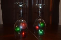 Decorate The Bar For Christmas http://tamonastips.com/2013/12/decorate-the-bar-for-christmas/  #decorate #DIY #christmas #easy #projects #bar
