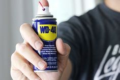 Ten Things We Use WD-40 For (Besides that Squeaky Door)