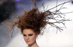 unusual hair | Strange and Unusual Hair Styles 1