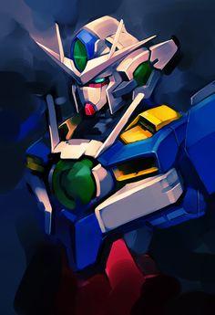 Gundam Gundam Head, Gundam Wing, Gundam Exia, Gundam 00, Transformers, Gundam Wallpapers, Gundam Mobile Suit, Geniale Tattoos, Robot Concept Art