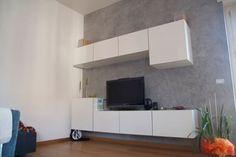 Gabriele's Asymmetric IKEA Besta Hack From Italy