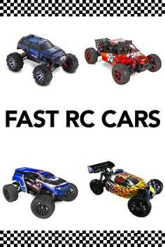 You won't get pulled over for driving your RC Car too fast. Check out our newest Fast RC Cars!