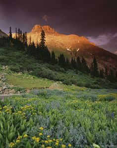 Potosi Peak, Ouray, Colorado