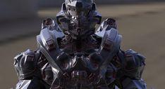ArtStation - Future military armor_MS1, HanGyu Lim
