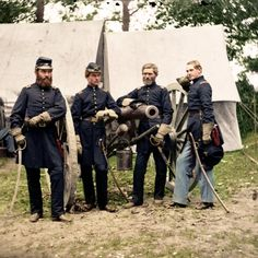 is listed (or ranked) 3 on the list 25 Colorized Photos So Vivid They'll Change How You See the Civil War Colorized History, Colorized Photos, American Civil War, American History, Fair Oaks, War Image, Civil War Photos, Civilization, Mind Blown