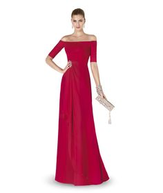 Pronovias te presenta su vestido de fiesta ALEJANDRA de la colección Fiesta 2015. | Pronovias