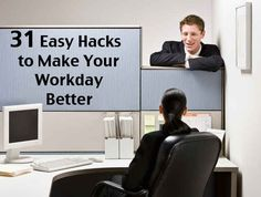 31 Easy Hacks To Make Your Workday Better - BuzzFeed