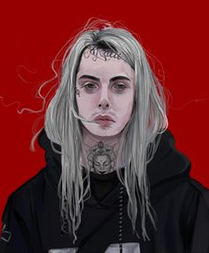 Ghostemane by toubabie