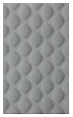 Get a feel for Ted Baker with Tactile a textured tile that bring a touch of style to the home. The structured tonal grey 298mm x 498mm 3D wall tile can be combined with multi-use plain ceramic tiles from the VersaTile range for a match made in heaven.